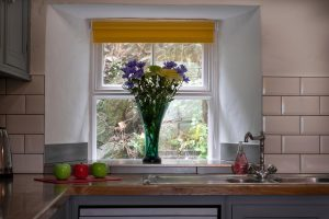 The Old Farmhouse Kitchen Window